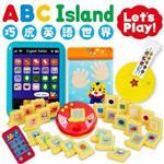 ABC Island巧虎英語世界套書【Let's Play版】