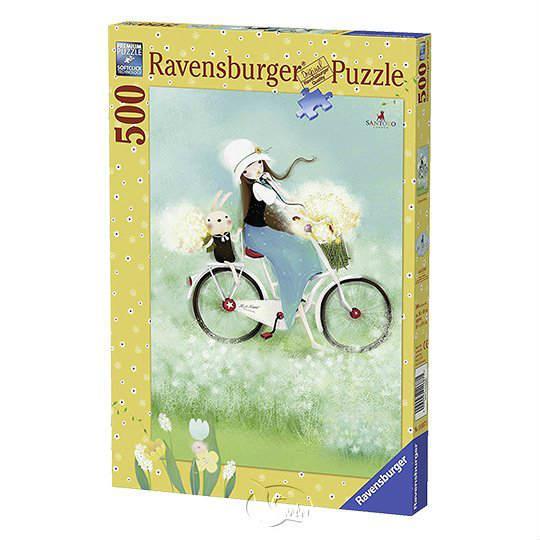 【德國Ravensburger拼圖】Kori Kumi:夏日時光-500片