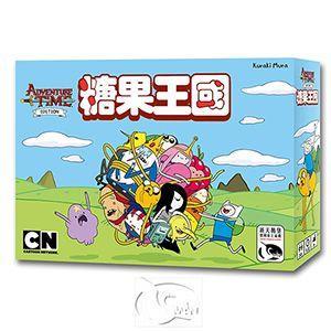 【新天鵝堡桌遊】糖果王國 Candy Kingdom