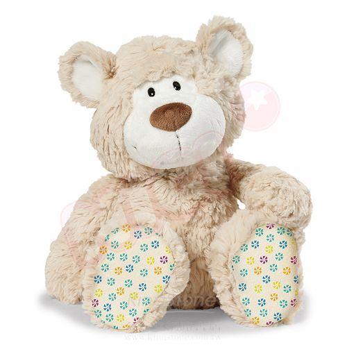 80cm抱抱NICI熊坐姿玩偶
