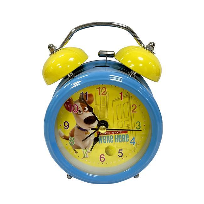 寵物當家 復古 鬧鐘 造型鐘 指針時鐘 燈光設計 環球影城 UNIVERSAL