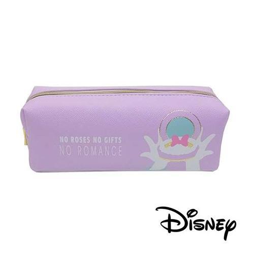 黛西 Daisy 米老鼠系列 皮革 立體 筆袋 鉛筆盒 迪士尼 Disney