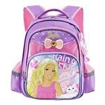 芭比Barbie 夢境學生書包(粉紫色)