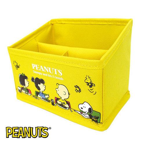 史努比 Snoopy 多格 收納盒 桌面收納 置物盒 PEANUTS