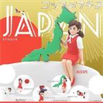 小全套5款 杯緣子小姐 日本篇 杯緣子 扭蛋 擺飾 KITAN 奇譚