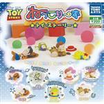全套5款 玩具總動員 睡眠人物 扭蛋 擺飾 TAKARA TOMY