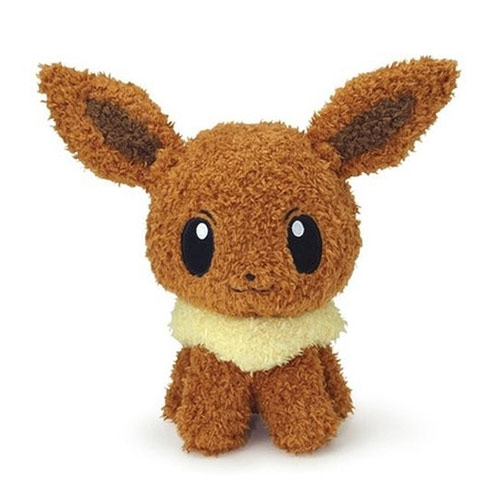 伊布 絨毛玩偶 娃娃 口袋怪獸 神奇寶貝 Sekiguchi
