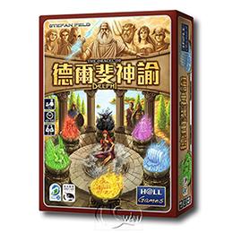 【新天鵝堡桌遊】德爾斐神諭 The Oracle of Delphi/桌上遊戲