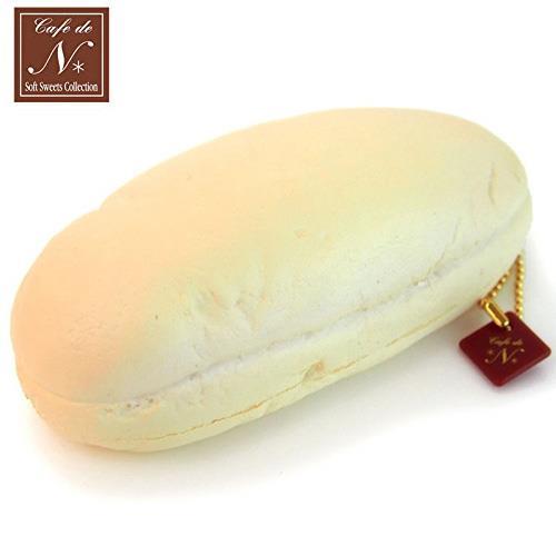 麵包 捏捏吊飾 吊飾 捏捏樂 軟軟 CAFE DE N SQUISHY