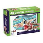 《4D PUZZLE 》透視模型 - 大白鯊