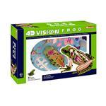 《4D PUZZLE 》透視模型 - 大青蛙