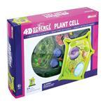 《4D PUZZLE 》透視模型 - 植物細胞