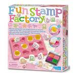 《4M美勞創作》Fun Stamp Making Kit 趣味印章創作