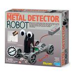 《4M科學探索》金屬探測機器人 Metal Detector Robot