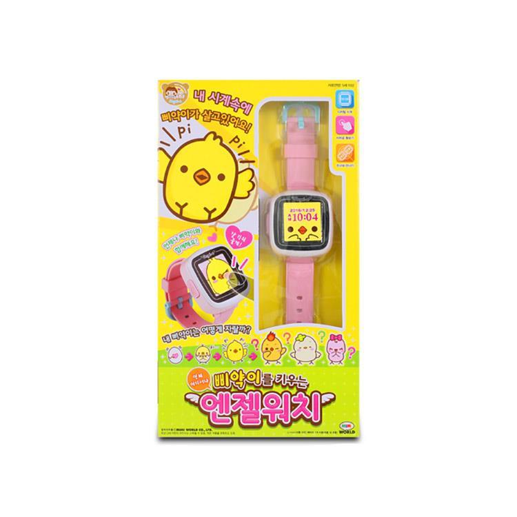 《MIMI World》可愛小雞養成電子錶