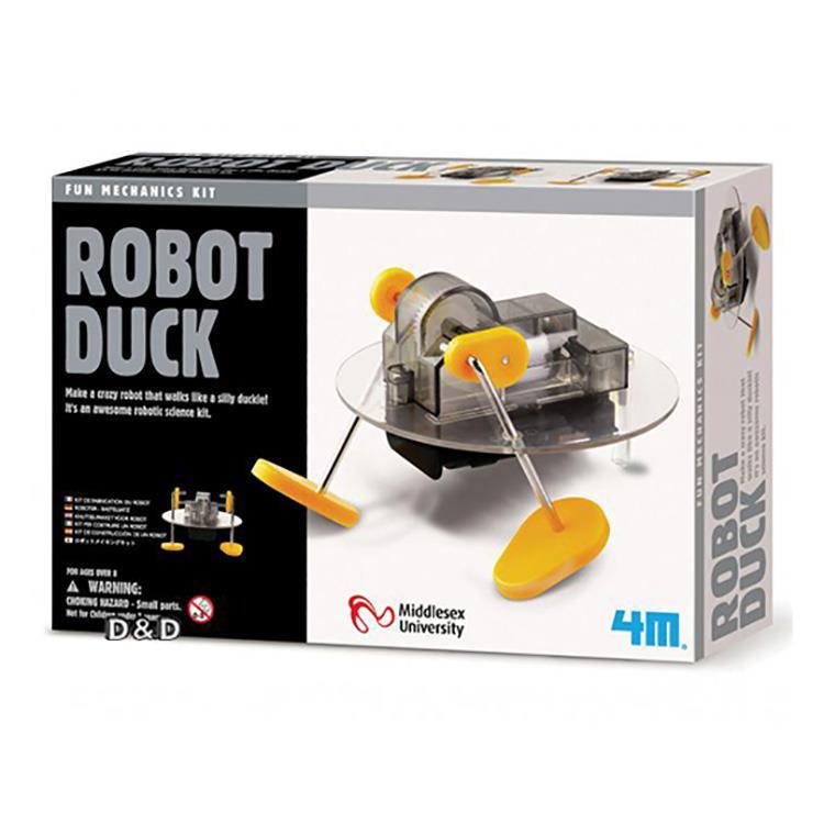 《4M科學探索》Robot Duck 機器鴨