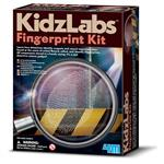 《4M科學探索》Finger Print Kit 指紋密碼戰