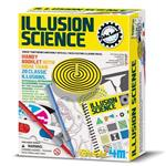 《4M科學探索》Illusion Science 幻象魔術師
