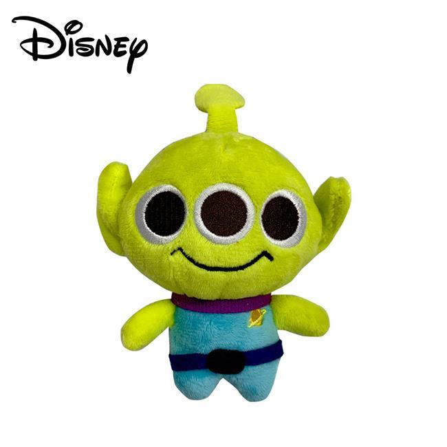 三眼怪 玩具總動員 迪士尼人物 立體 珠扣零錢包 珠扣包 零錢包 吊飾 Disney