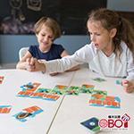 SIMPLE RULES -- 神奇小馬 -- 俄羅斯兒童桌遊,訓練孩子專注力、合作能力及策略邏輯