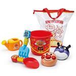 麵包超人 ANPANMAN 挖沙遊戲組 7件套組 玩沙遊戲組 沙灘玩具 PINOCCHIO