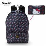 凱蒂貓 Hello Kitty 折疊 後背包 背包 防潑水 三麗鷗 Sanrio