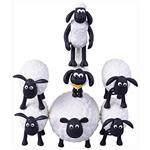 笑笑羊 Shaun the Sheep 疊疊樂 玩具 NOS-24 ENSKY 桌遊