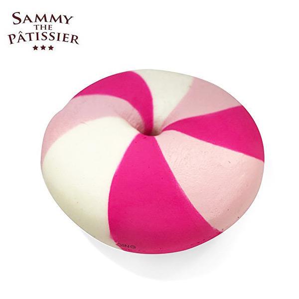 貝果 捏捏吊飾 吊飾 捏捏樂 軟軟 squishy 捏捏 Sammy the Patissier