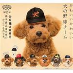 全套6款 狗狗專屬頭巾 第二彈 P2 棒球帽篇 狗狗 扭蛋 奇譚