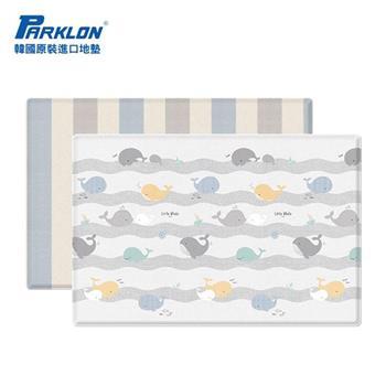 【虎兒寶】PARKLON 韓國帕龍泡泡墊系列 - 【鯨魚寶寶】 雙面厚4CM地墊