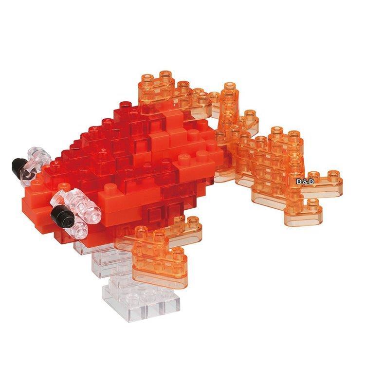 《Nano Block 迷你積木》NBC-225 大眼金魚