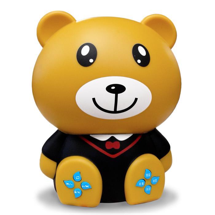 博士熊幼兒啟蒙教育故事機