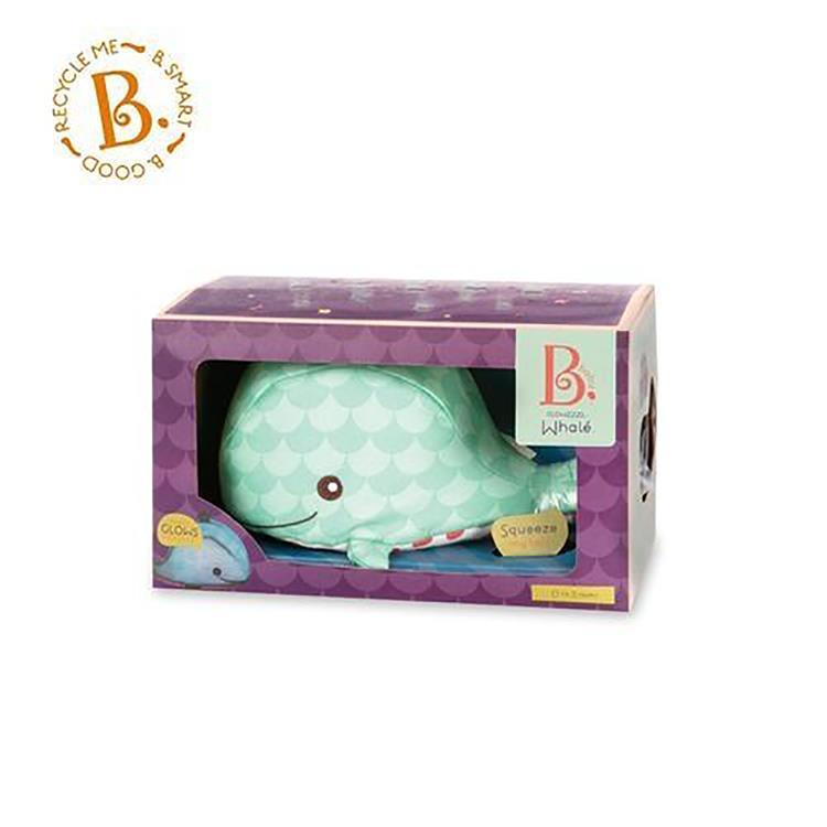 《美國 B.toys 感統玩具》安撫鯨威利