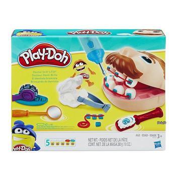 《Play-Doh 培樂多》新天才小牙醫