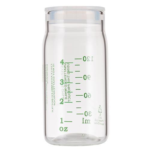 菲斯成長5階段 玻璃內瓶120ml (玻璃內瓶x1矽膠密封瓶塞x1)