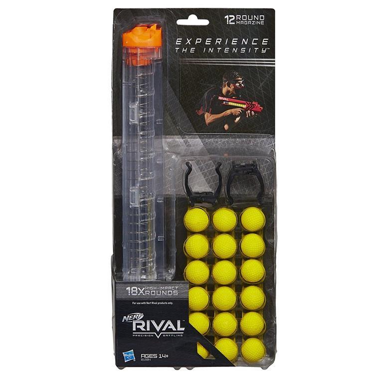《NERF 樂活打擊》NERF 決戰系列 - 球彈匣補充包