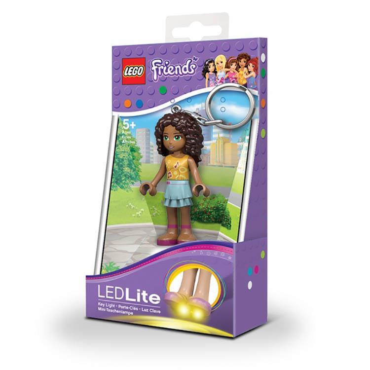 【 LEGO Friends】安德里亞LED鑰匙圈燈