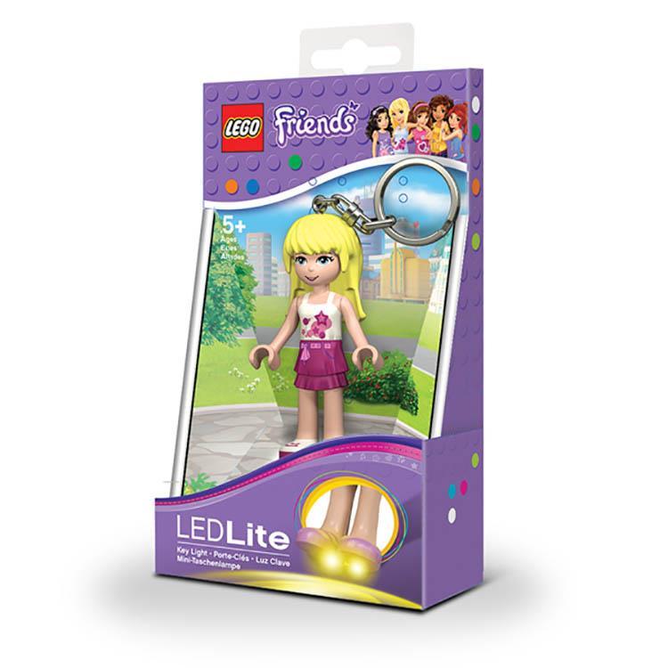 【 LEGO Friends】斯蒂芬妮LED鑰匙圈燈