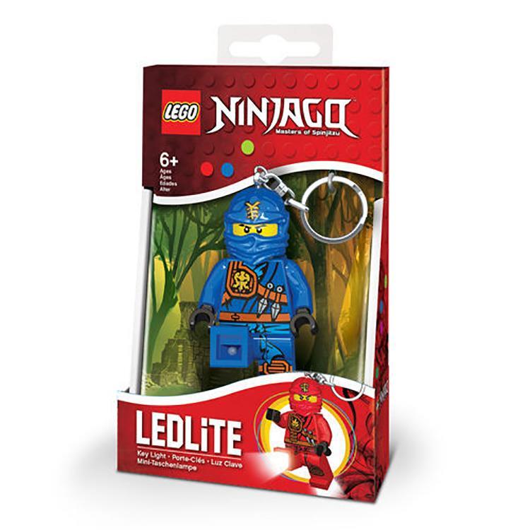 【 樂高積木 LEGO 】杰忍者鑰匙圈