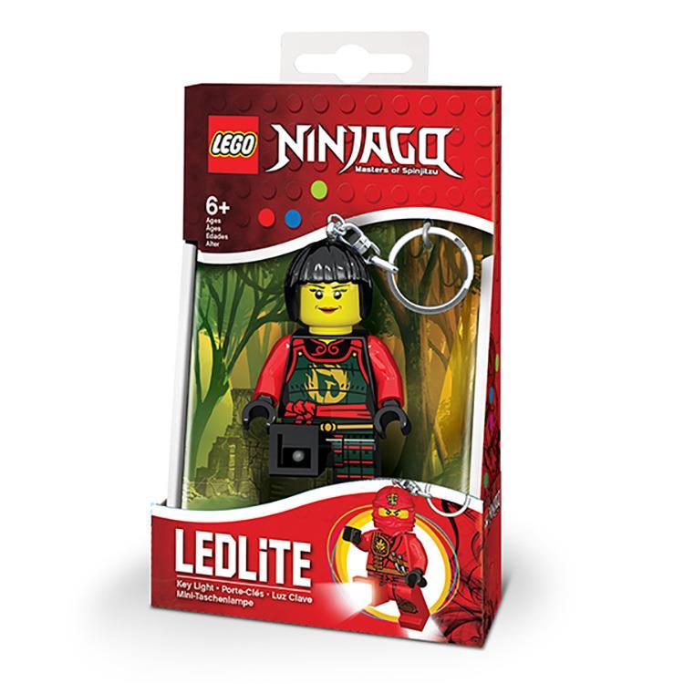 【 樂高積木 LEGO 】妮雅忍者鑰匙圈
