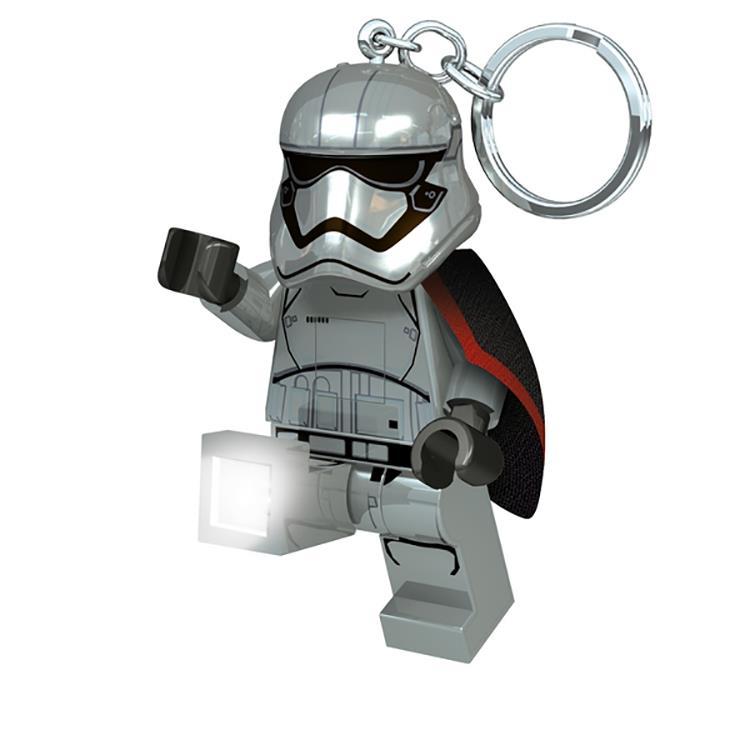 【 樂高積木 LEGO 】LED 鑰匙圈 - 星際大戰 - 法斯瑪隊長鑰匙圈