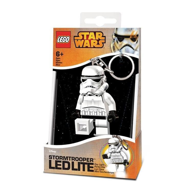 【 樂高積木 LEGO 】星際大戰 - 帝國風爆兵鑰匙圈