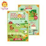 【 Babytiger虎兒寶 】【遊戲書系列】Tiger Tribe 遊戲貼紙口袋書 - 農場動物