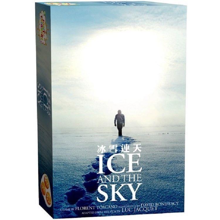 Ice and the Sky 冰雪連天(繁體中文版)