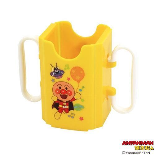 AN麵包超人利樂包飲料輔助器(黃)