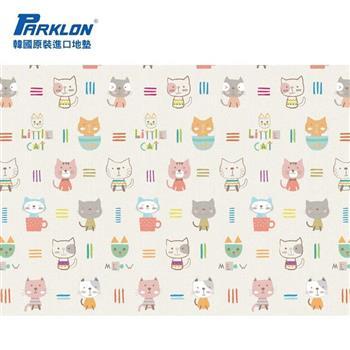 【虎兒寶】PARKLON 韓國帕龍無毒地墊 - 單面切邊【貓咪】