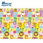 【 Babytiger虎兒寶 】Parklon 韓國帕龍無毒地墊 - 單面切邊【動物123】