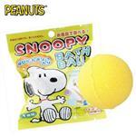 兩入一組 史努比 Snoopy 鳳梨香氣 手指公仔 沐浴球 泡澡劑 入浴球 款式隨機