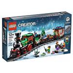 樂高積木 LEGO《 LT10254 》創意大師 Creator 系列 - 冬季假期火車
