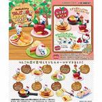 盒裝8款 凱蒂貓 Hello Kitty 蘋果森林的甜點 盒玩 擺飾 蘋果甜點 Re-ment